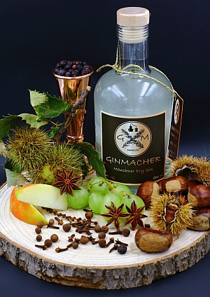 Ginmacher Sonderedition Wiesn Gin