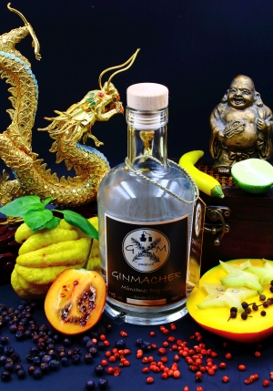 Ginmacher Sonderedition Zen Gin