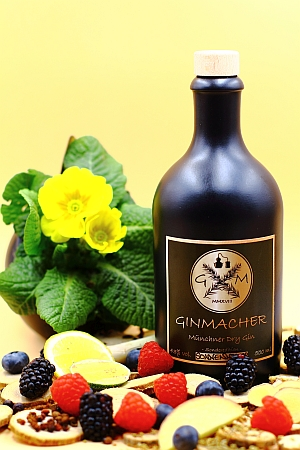 Ginmacher Sonderedition Beerenbombe Gin